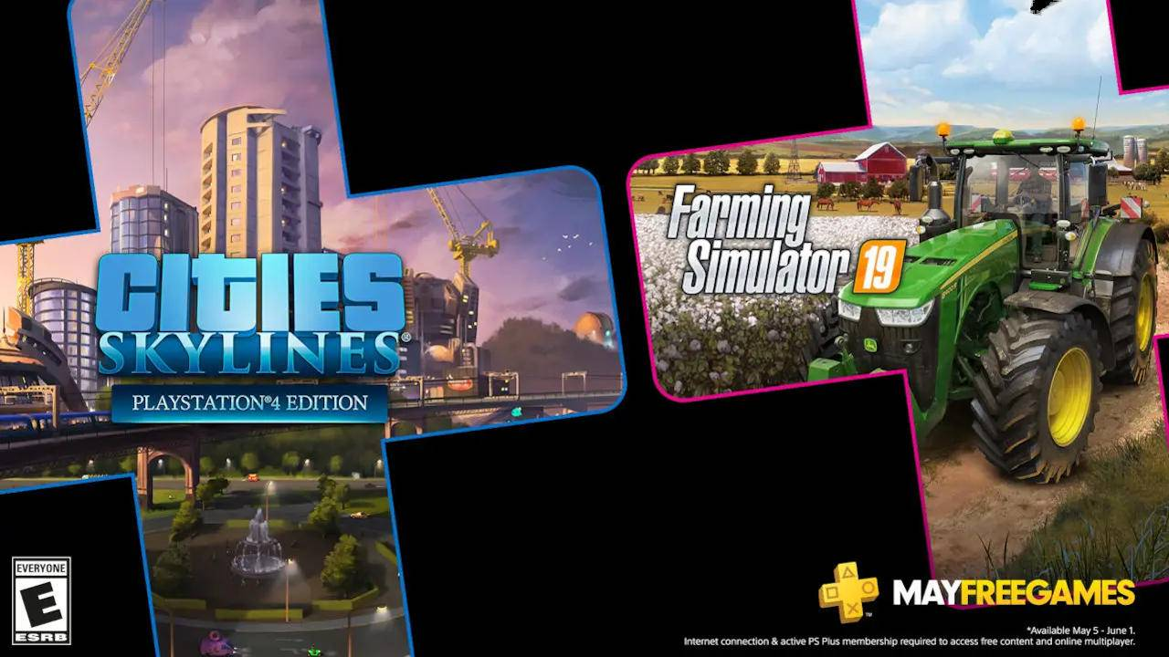 PlayStation Plus free games for May will put you in a creative mood
