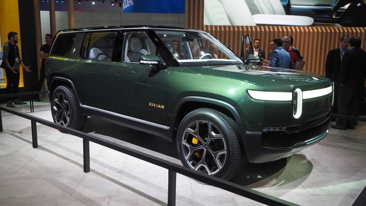 Lincoln's Rivian-based EV project just got axed