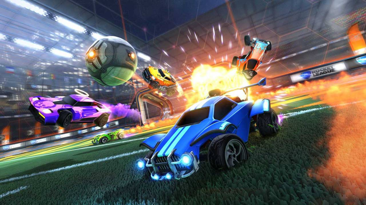 ESPN plans esports marathon: Rocket League, Madden NFL, Apex Legends