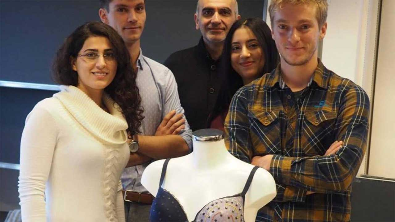 SmartBra detects early-stage breast cancer with non-invasive technology