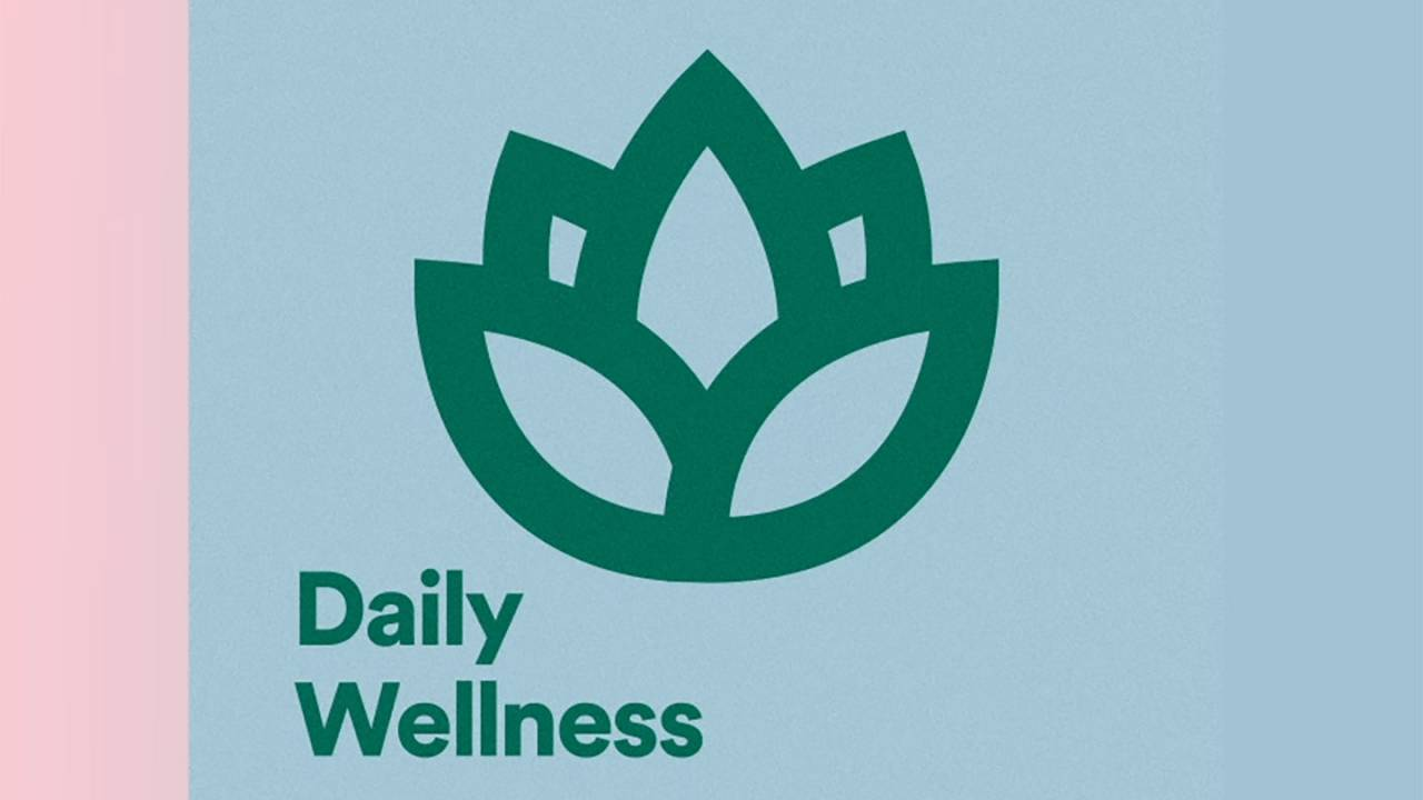 Spotify's new Daily Wellness mix has motivational podcasts and music