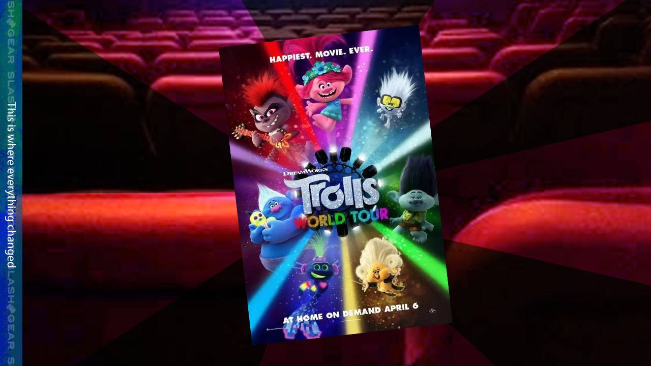 'Trolls World Tour' changed the future of movies: AMC and NBCUniversal go first