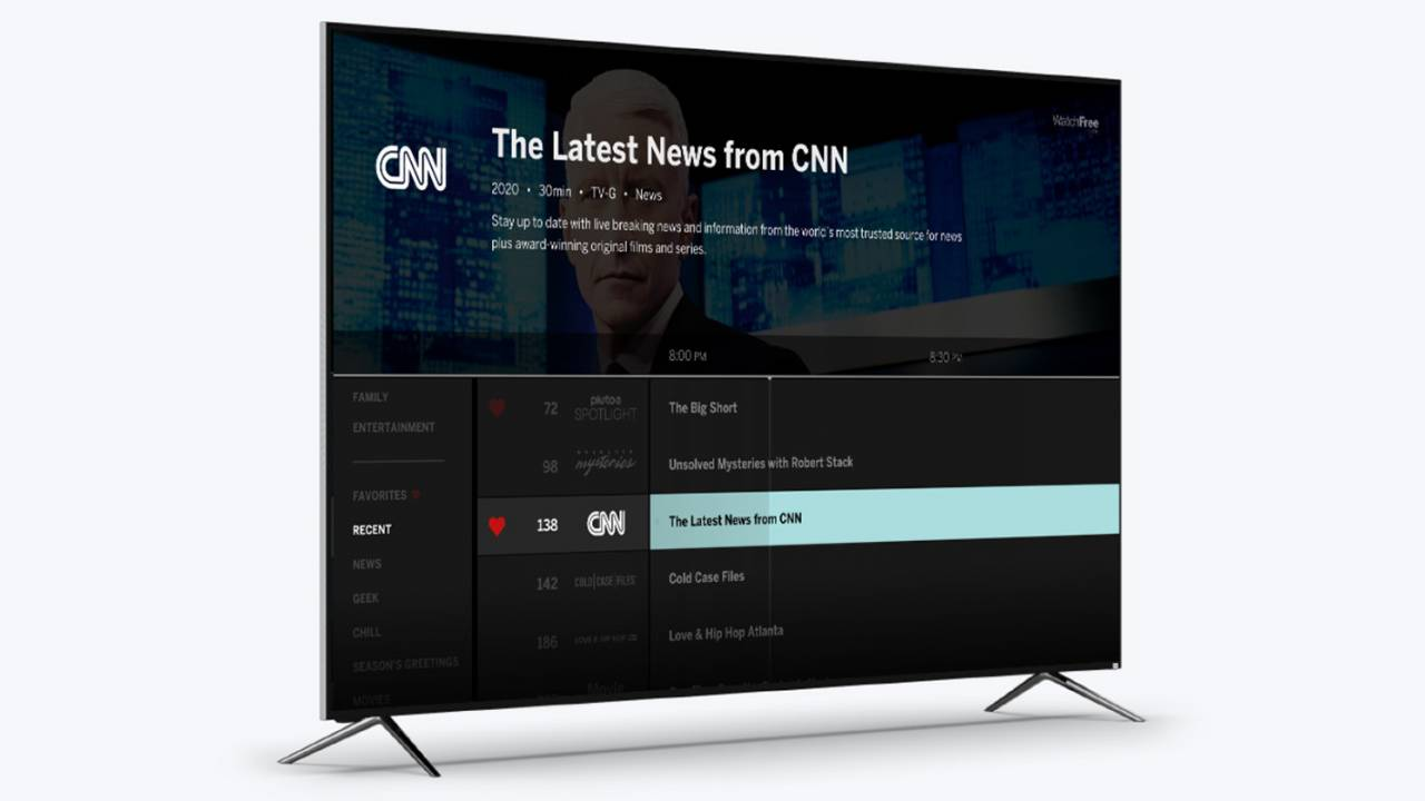 Vizio SmartCast TVs get early access to 30 free streaming channels