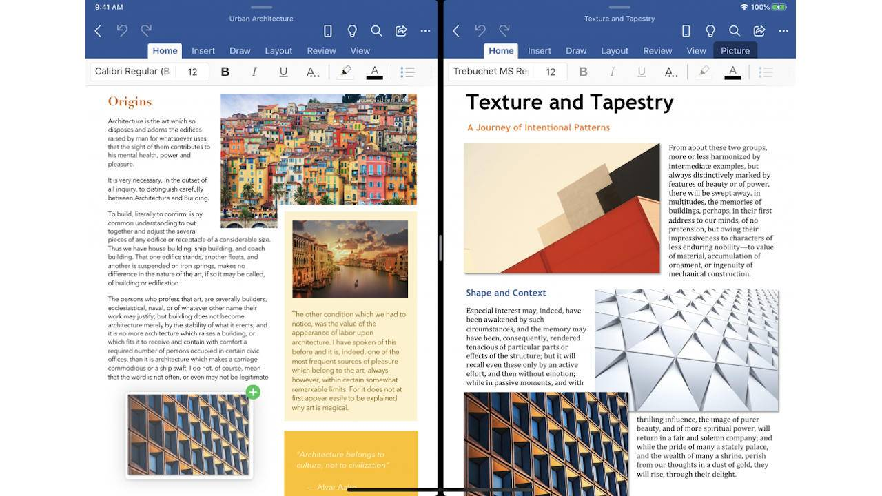 Microsoft Word, PowerPoint on iPad to soon support multi-window mode
