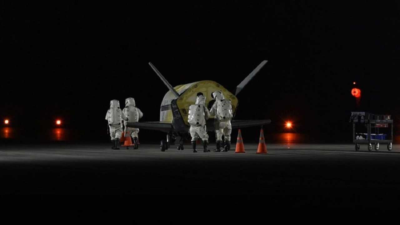 Mysterious X-37B space plane gears up for its sixth mission
