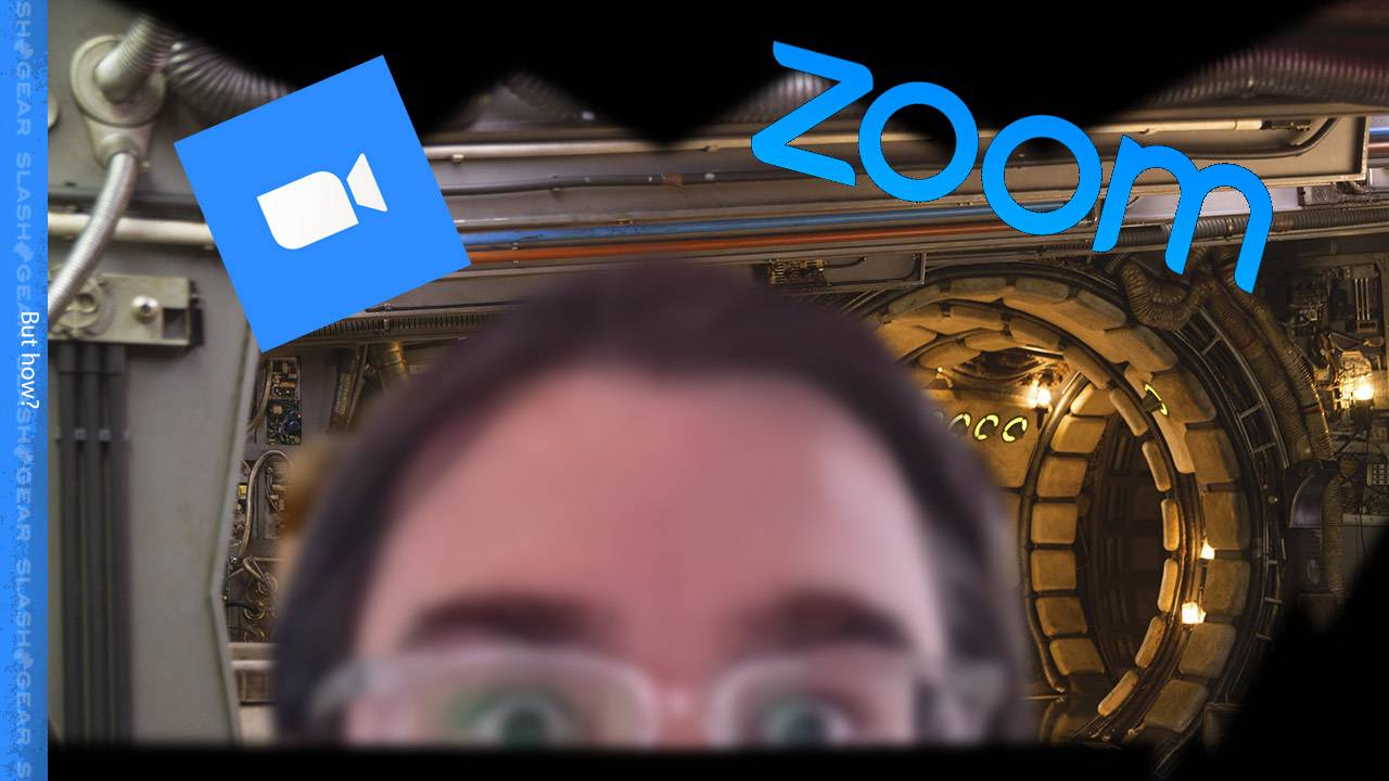 Zoom backgrounds, how to change, dimensions and more