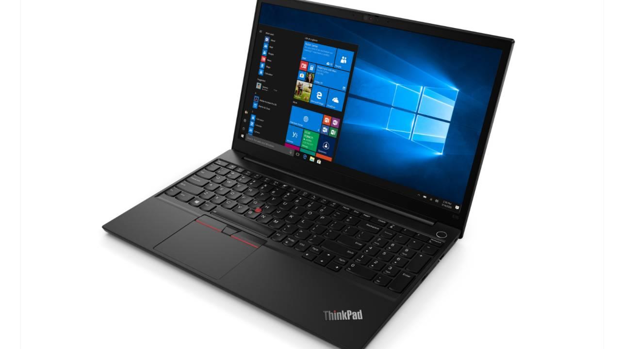 Lenovo ThinkPad E14 and E15 get AMD's Ryzen 4000
