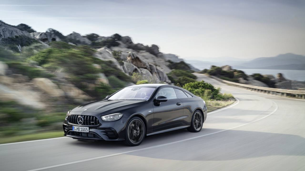 2021 Mercedes-Benz E-Class Coupe & Cabriolet Gallery