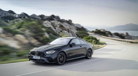 2021 Mercedes-Benz E-Class Coupe & Cabriolet Gallery