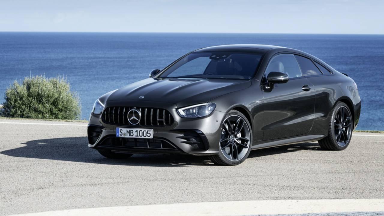 2021 Mercedes Benz E Class Coupe Cabriolet Bring Out Amg E53 To Play Slashgear