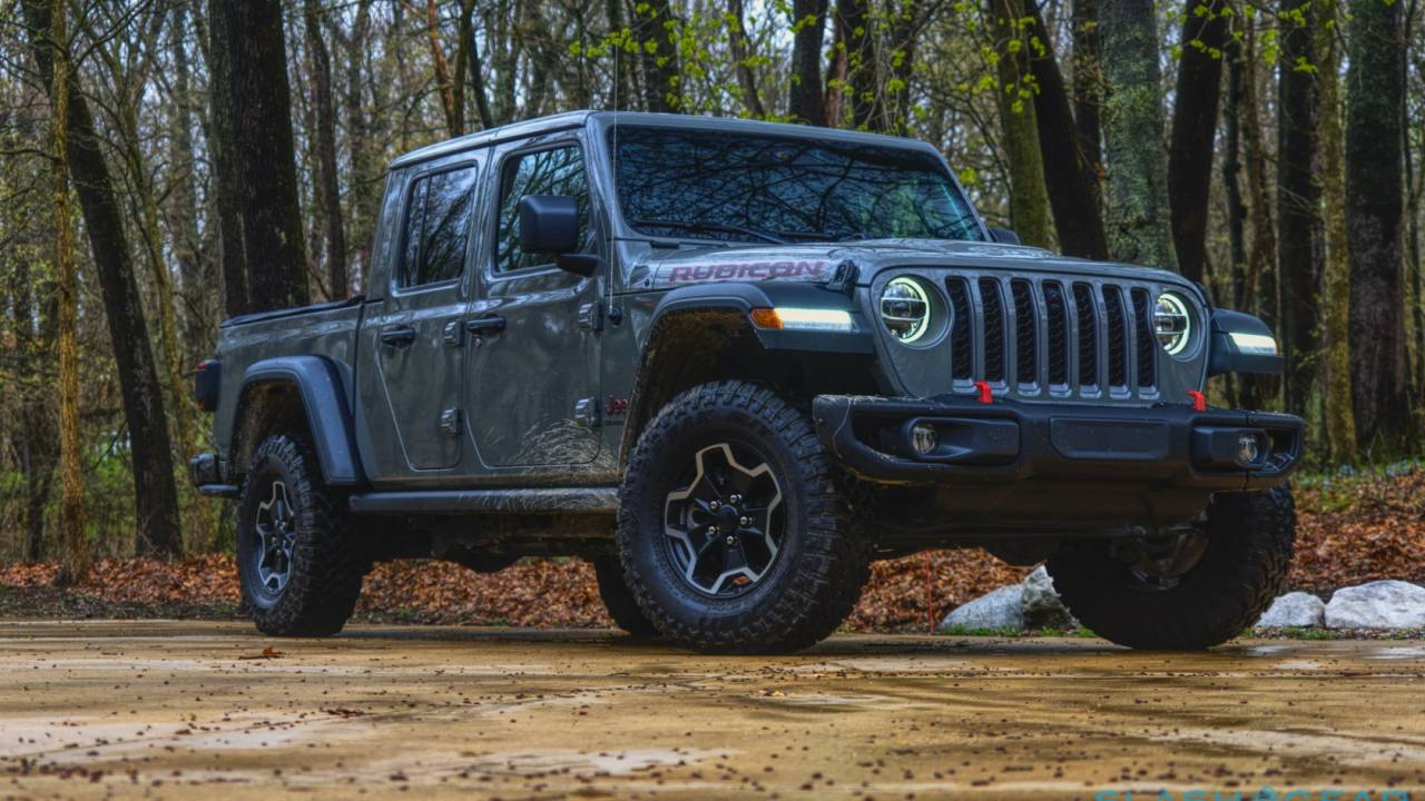 2020 Jeep Gladiator Review: You can't always get what you want