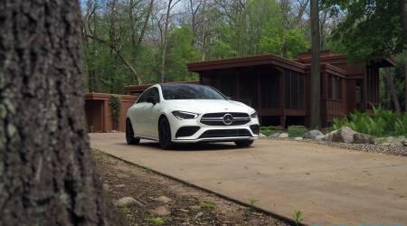 2020 Mercedes-AMG CLA35 4MATIC Gallery