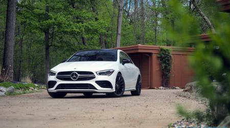 2020 Mercedes-AMG CLA35 Review: Measured Excess