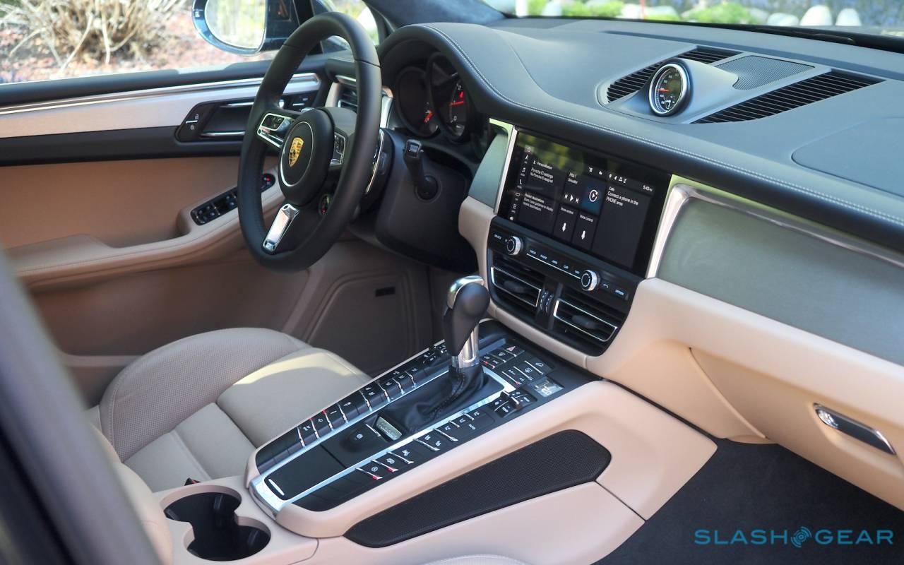 2020 Porsche Macan Turbo Review A Twin Turbo Life Lesson Slashgear