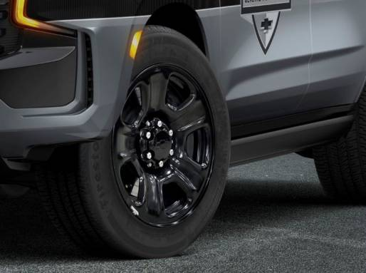 2021 Chevy Tahoe Police Pursuit Vehicle Ppv Is Reporting For Duty Slashgear
