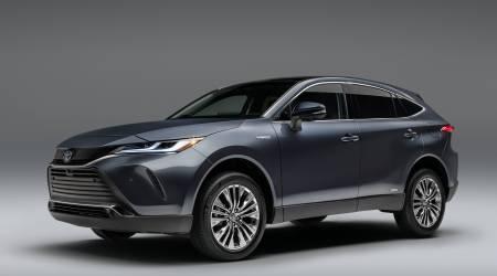 2021 Toyota Venza Gallery