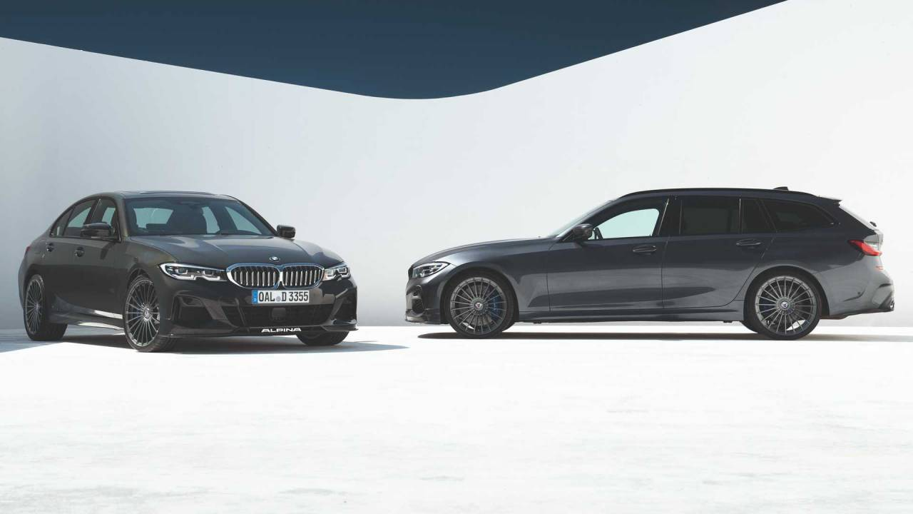 2021 Alpina D3 S is a BMW M3 diesel in disguise