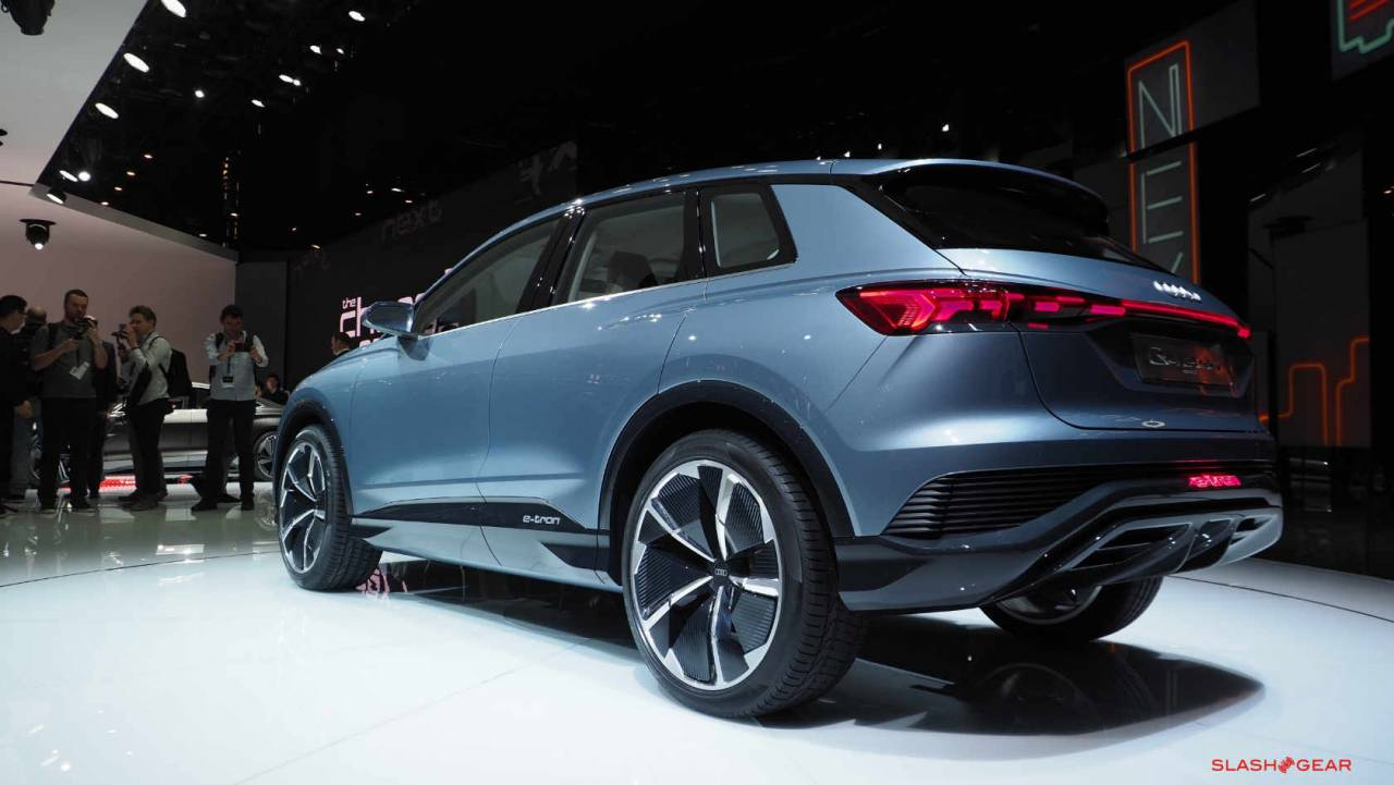 2021 Audi Q4 e-tron pricing could make this the tipping ...