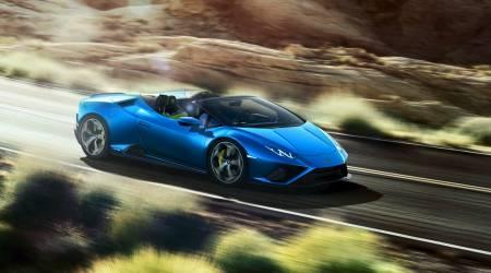 Lamborghini Huracán EVO Rear-Wheel Drive Spyder Gallery