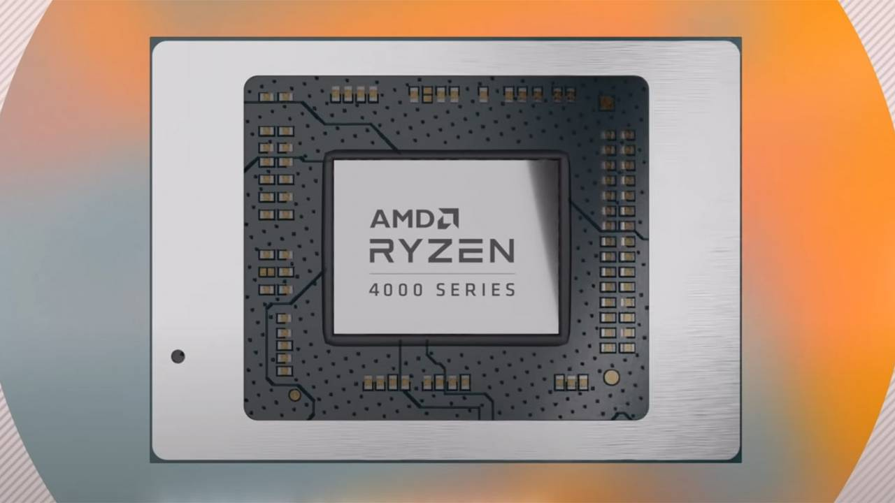 AMD Ryzen PRO 4000 mobile processors are made for business laptops