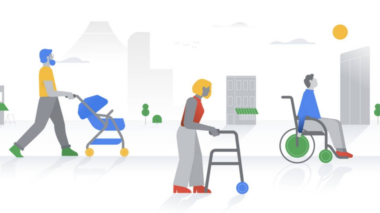 Google Maps Accessible Places will show wheelchair-friendly locations