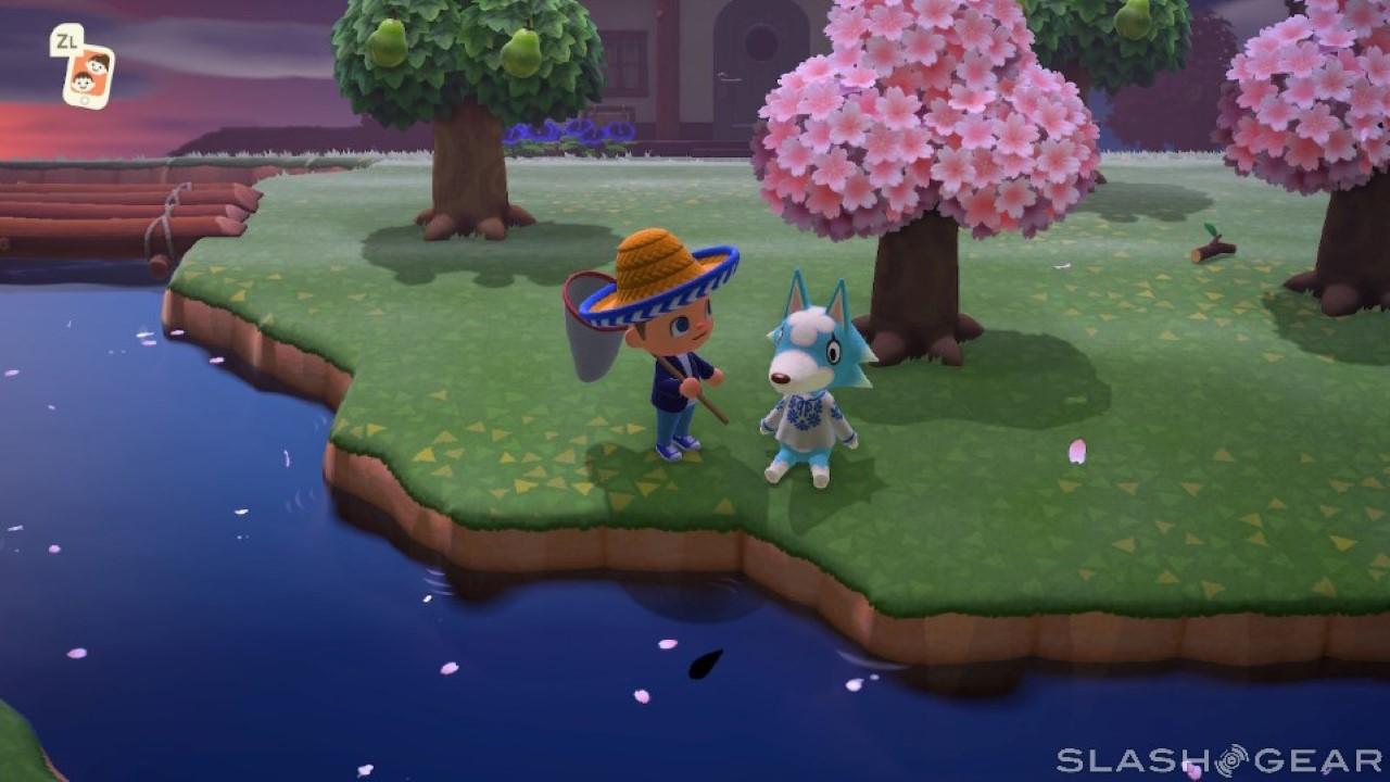 Animal Crossing gave Switch the coronavirus immunity Nintendo needed