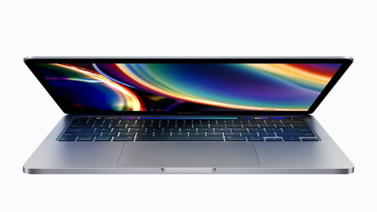 New 13-inch MacBook Pro gets Magic Keyboard and speed boost