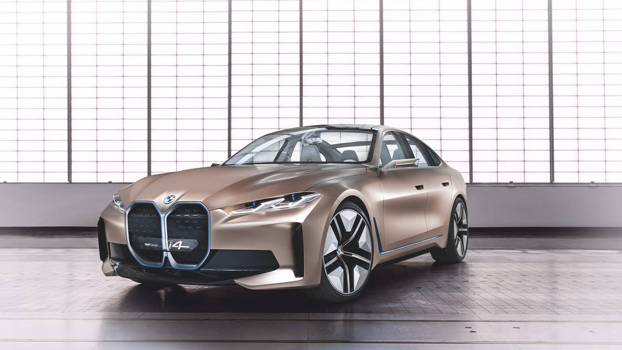The 2021 BMW i4 could do the unthinkable: Unseat the M4