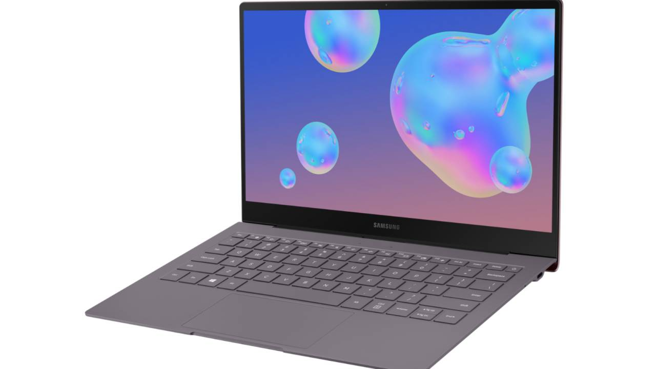 Samsung Galaxy Book S with Intel Lakefield gives Hybrid CPU its laptop debut
