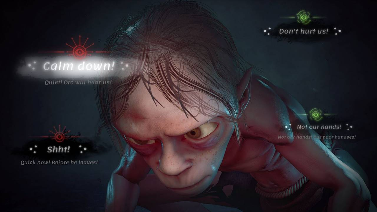The Lord of the Rings: Gollum first screenshots revealed