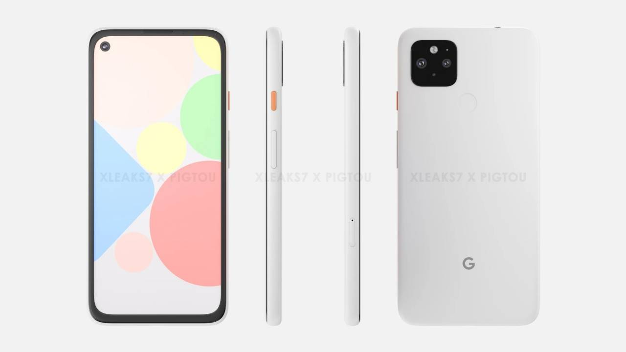 Pixel 4a XL renders tease what could and should have been