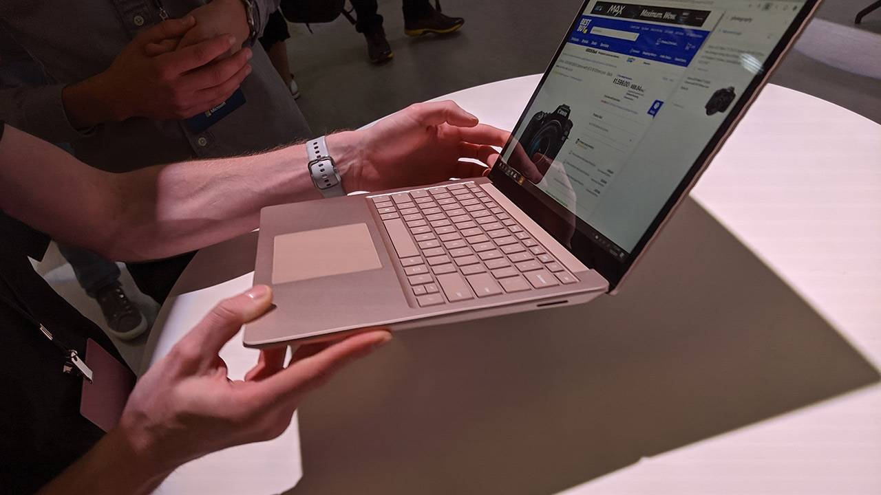Surface Laptop 3 repairs for randomly cracking screens offered for free