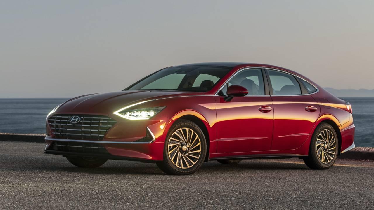 2020 Hyundai Sonata Hybrid pricing revealed with Solar Roof