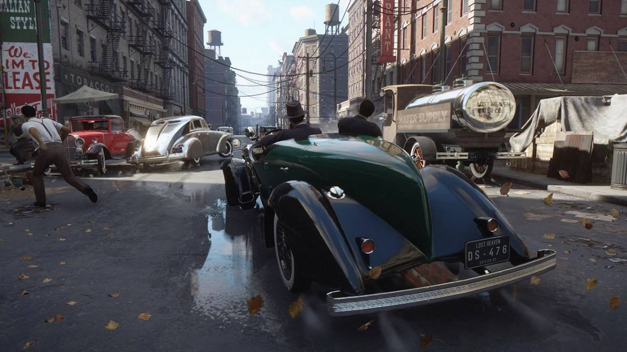 Mafia: Trilogy remaster teased, full reveal slated for next week