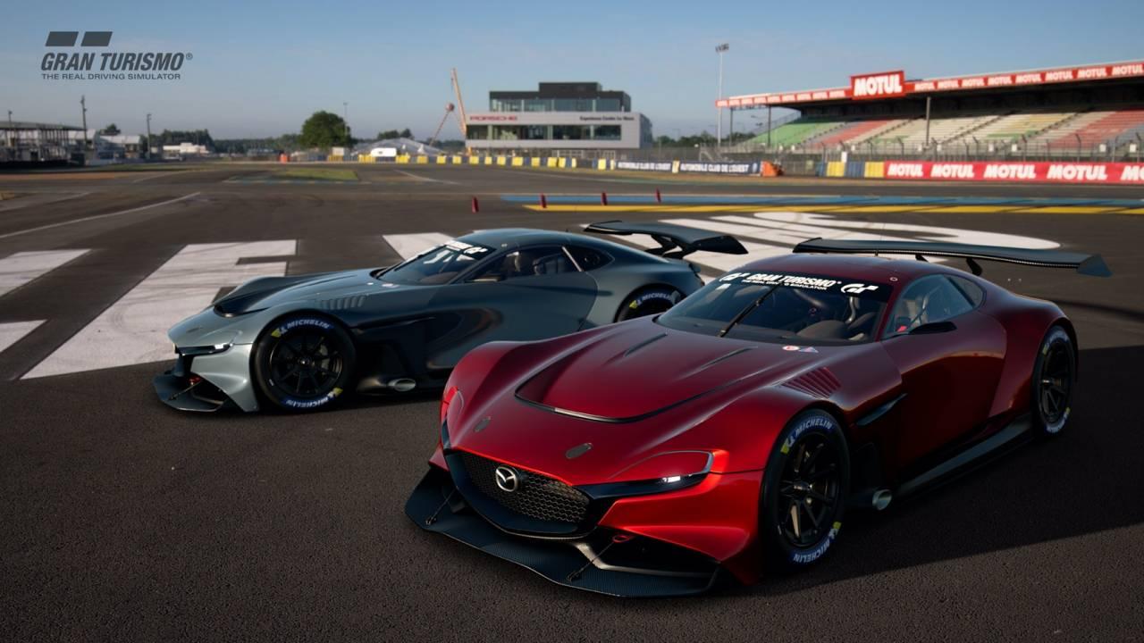 Mazda RX-VISION GT3 Concept Gallery