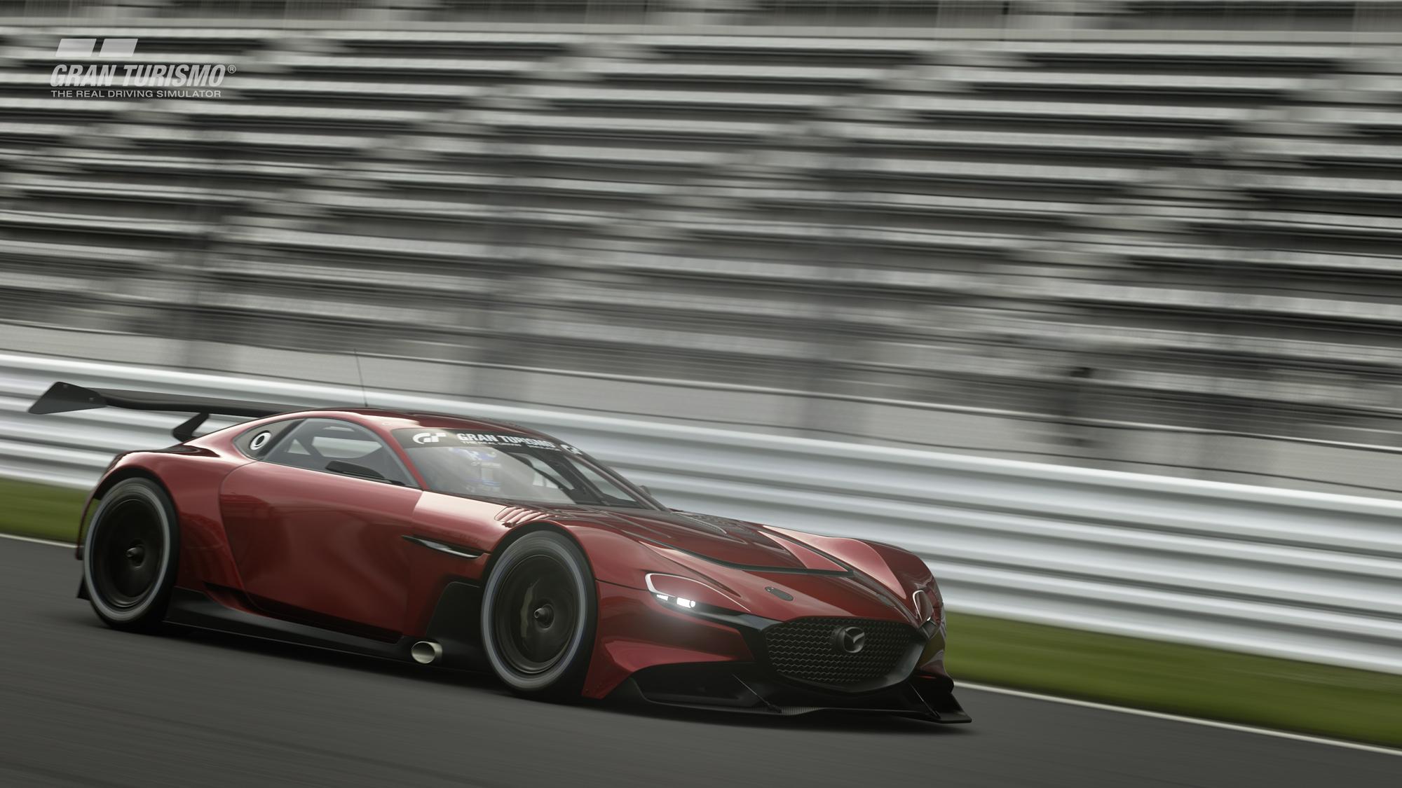 Kekurangan Mazda Rx Vision Top Model Tahun Ini