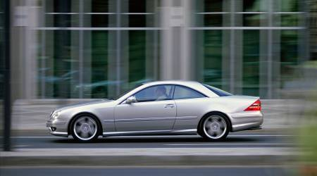 2000 Mercedes-Benz CL 55 AMG F1 Edition is the first car to have ceramic brakes