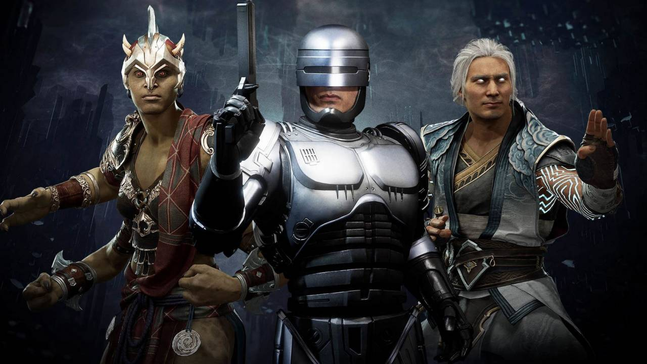 Mortal Kombat 11 Aftermath DLC serves up RoboCop, more story