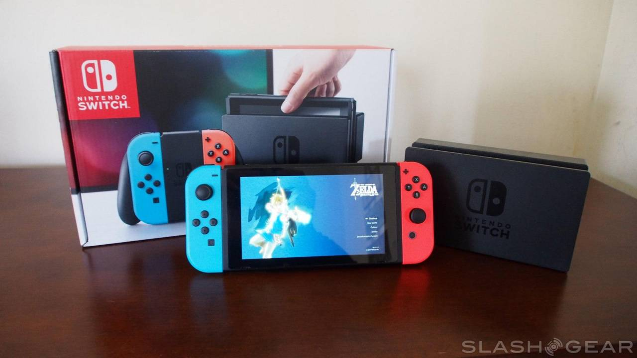 Nintendo Switch supply in trouble