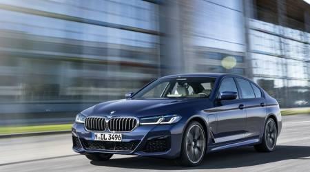 2021 BMW 5 Series Sedan Gallery