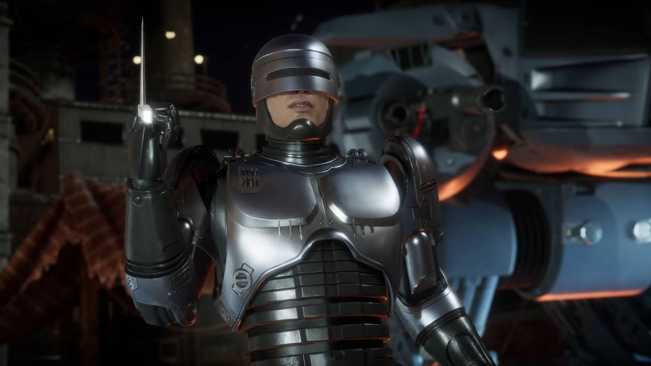 Mortal Kombat 11: Aftermath trailer shows off brutal RoboCop gameplay