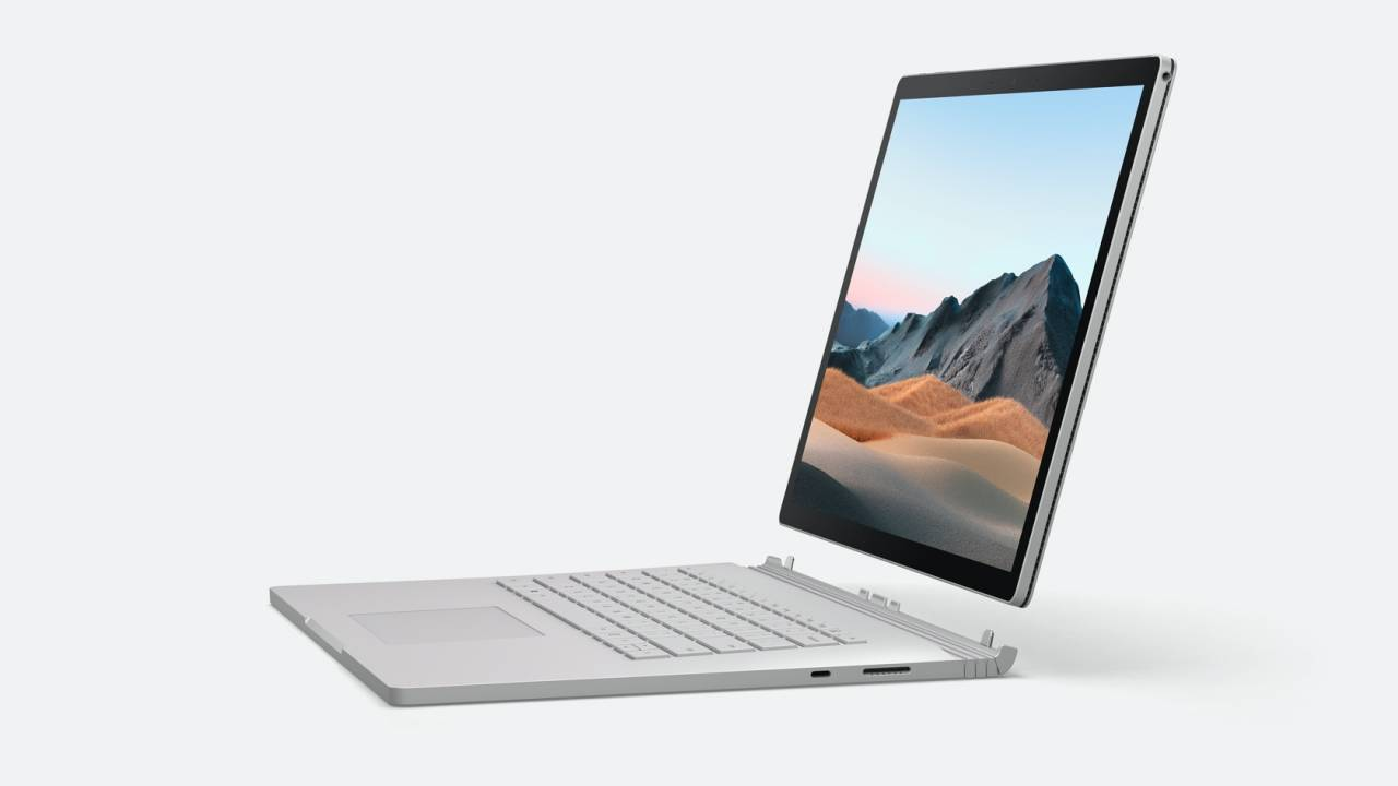 Microsoft Surface Book 3 revealed: 13″ and 15″ get big performance boost