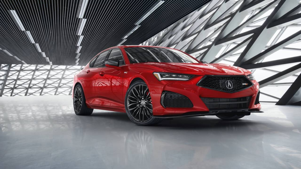 2021 Acura TLX Gallery