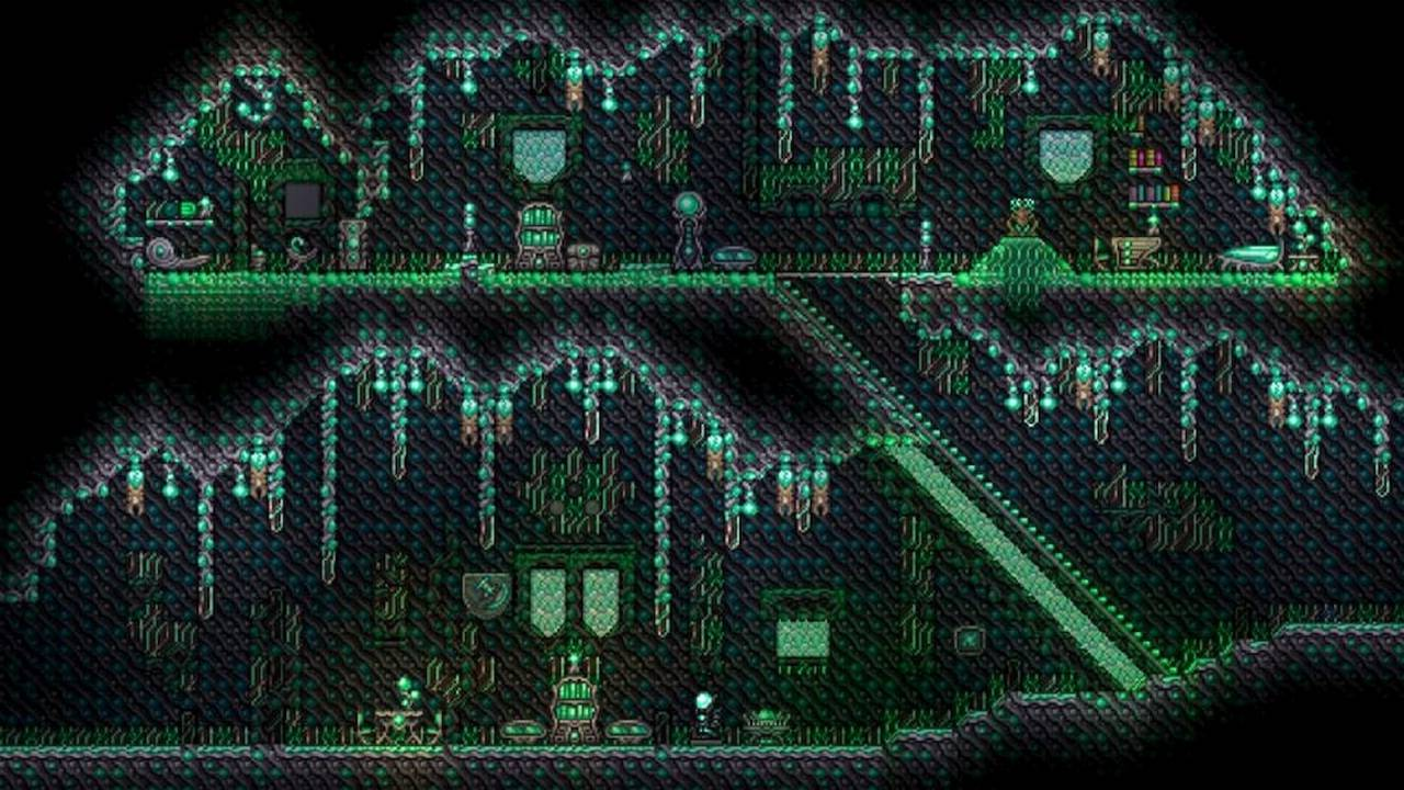 Terraria Journey's End 1.4 changelog is so big it needs a table of contents