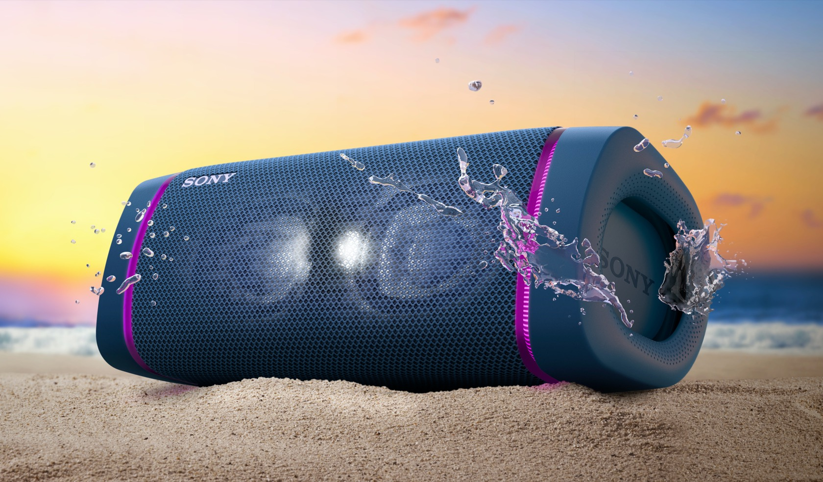 Sony's ocean-friendly Bluetooth speakers get a 2020 bass boost ...
