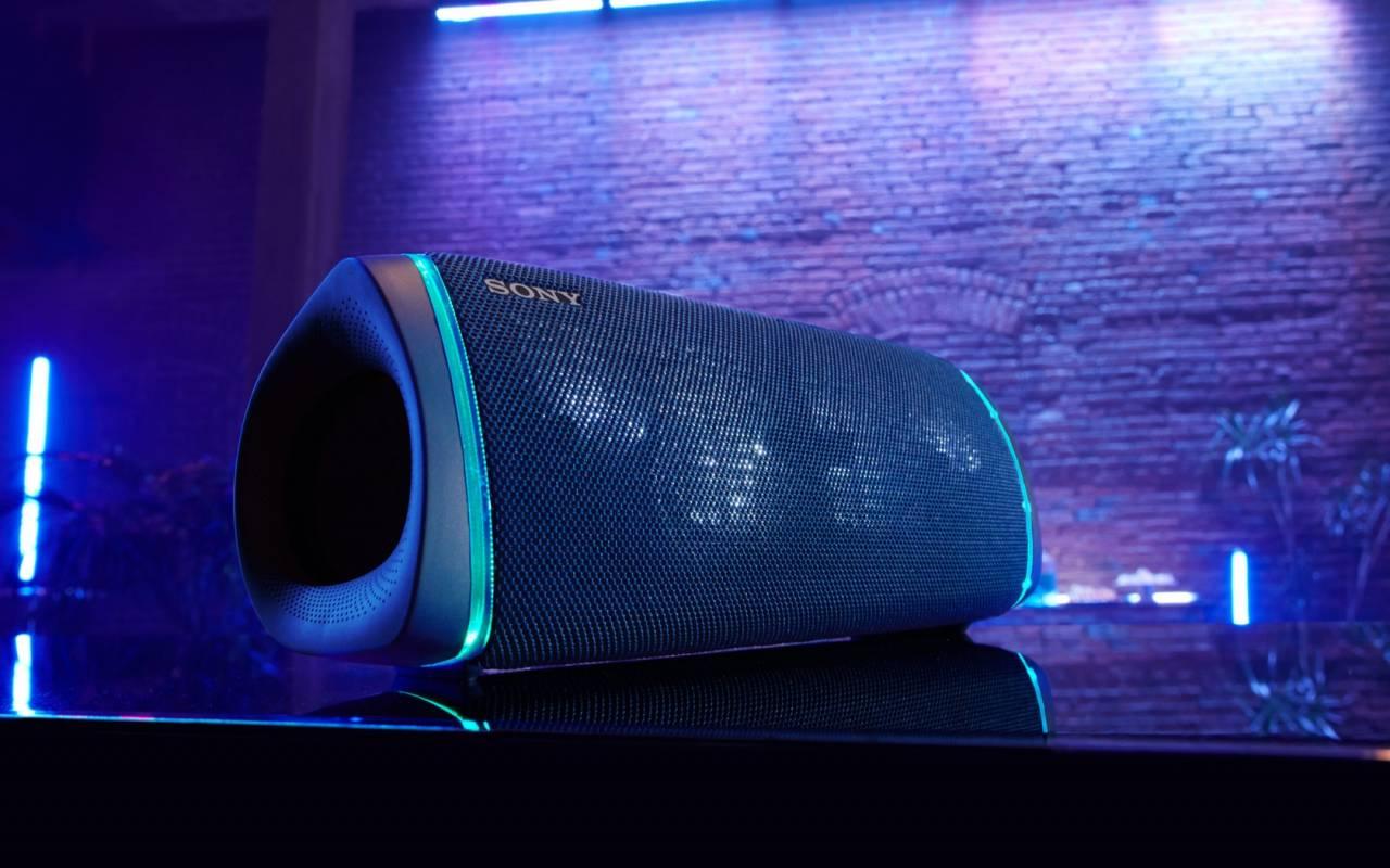 Sony's ocean-friendly Bluetooth speakers get a 2020 bass boost ...