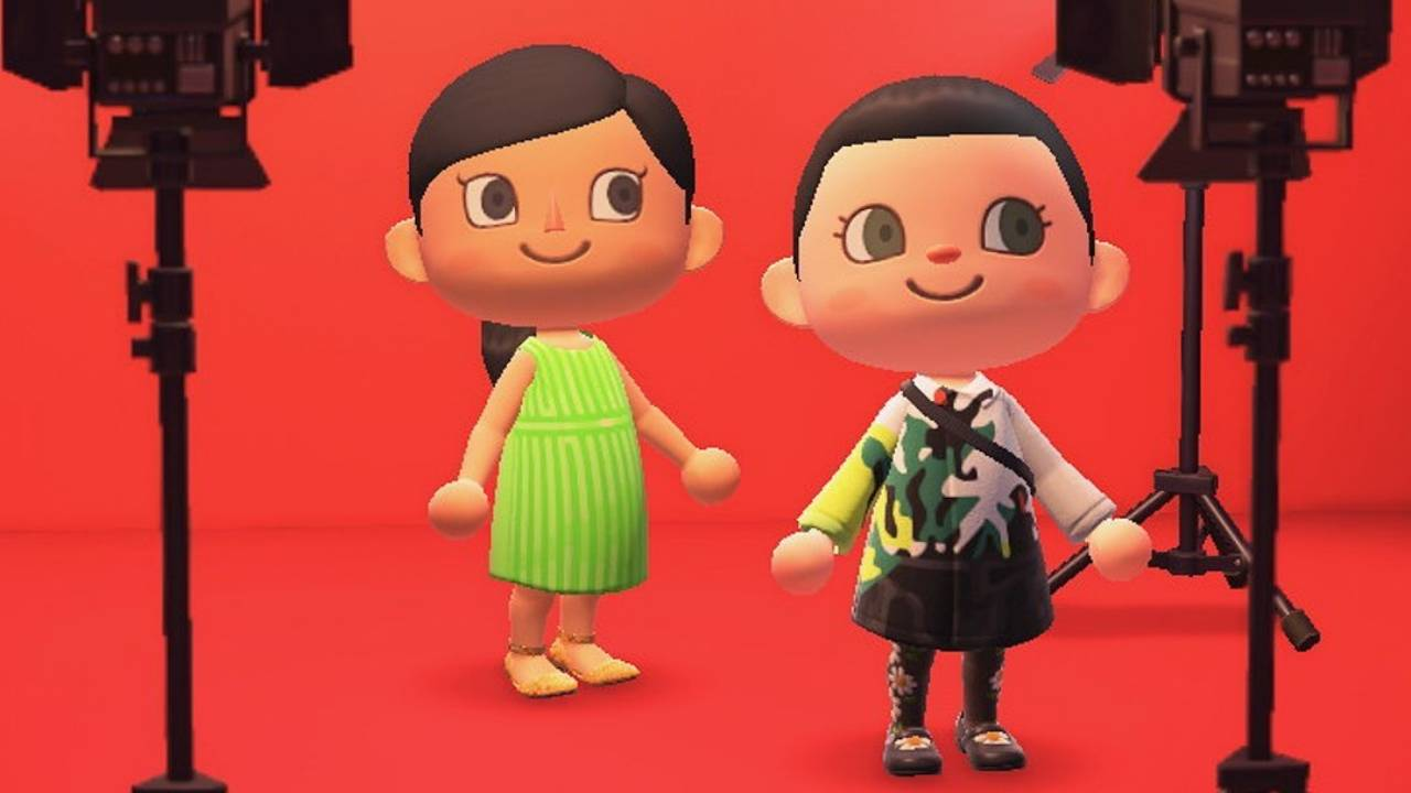 Animal Crossing: New Horizons gets Valentino, Marc Jacobs fashion clothing