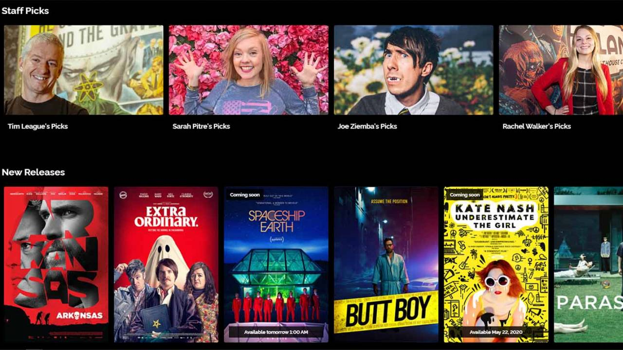 Alamo Drafthouse launches on-demand platform with curated movies