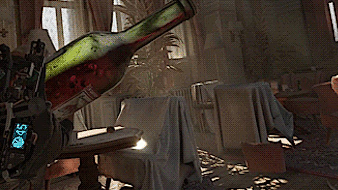 Half-Life: Alyx update lets you slosh wine in bottles