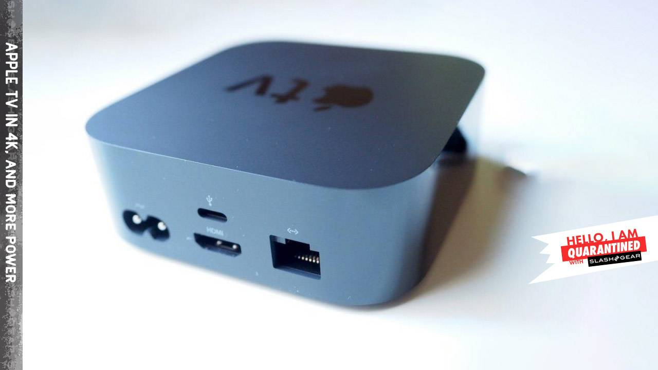 New Apple TV 4K leak says release date imminent